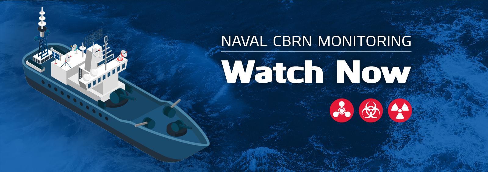 Naval CBRN Monitoring