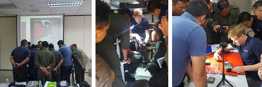Environics CBRN Training in Malaysia continues